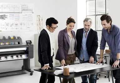 Imprimantes HP Designjet